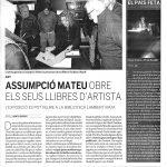 Article exposició al diari El Ripollés